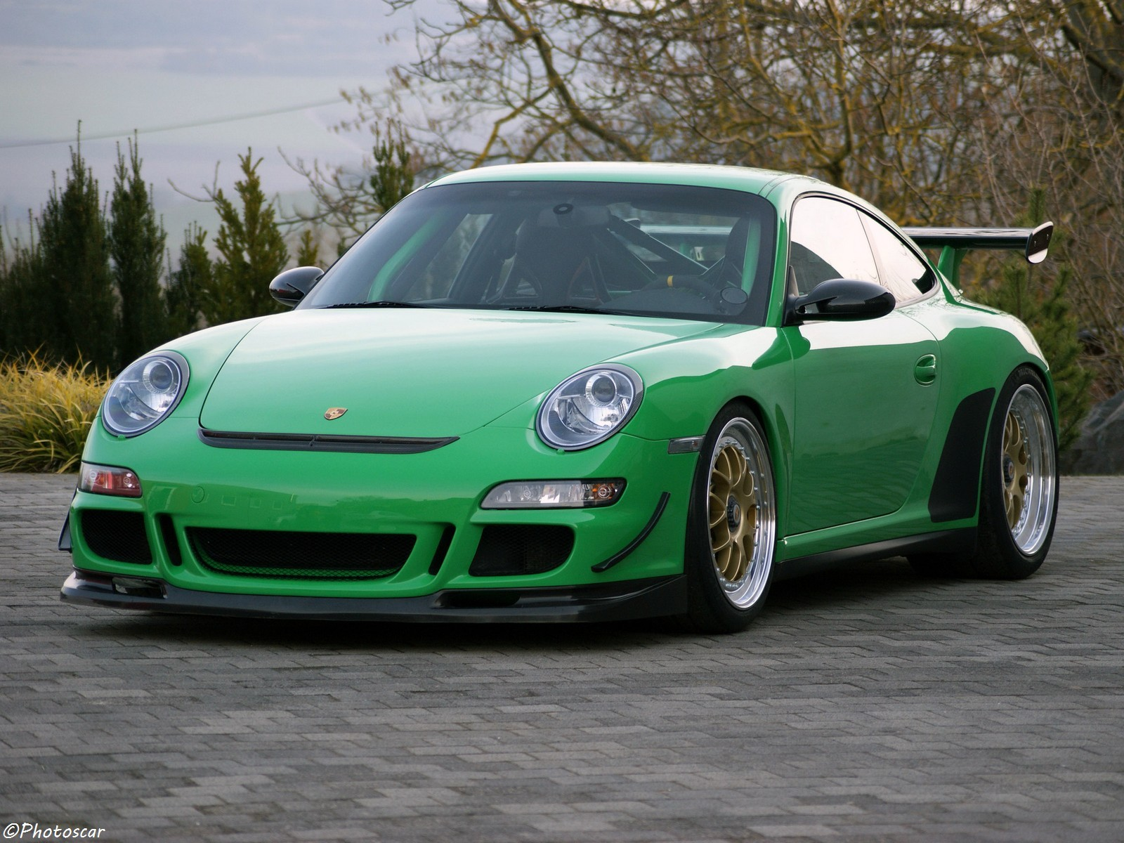 Kaege Porsche 911 GT3 RS Coupe 991 2016