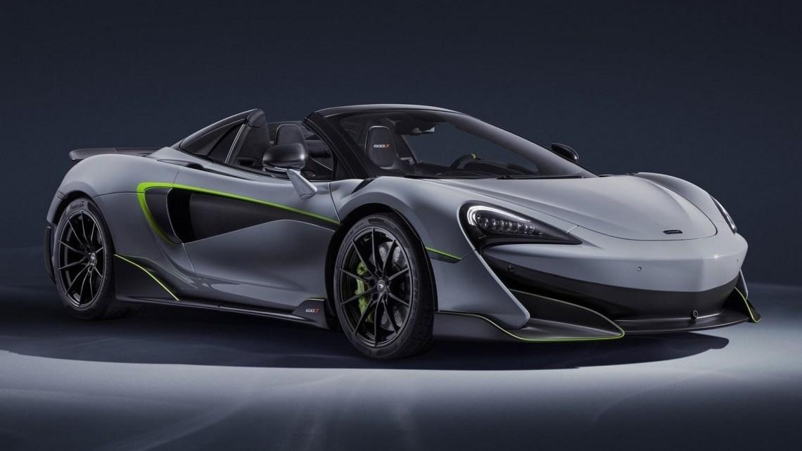 McLaren 600LT Spider MSO 2020 – Elle sera assemblé à la main