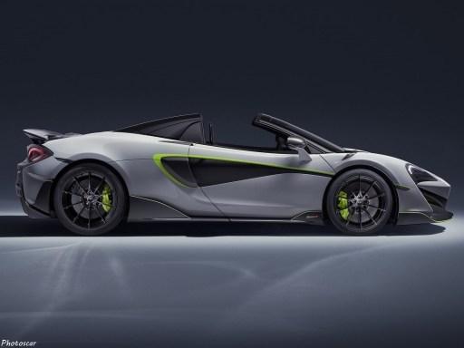 McLaren 600LT Spider MSO 2020