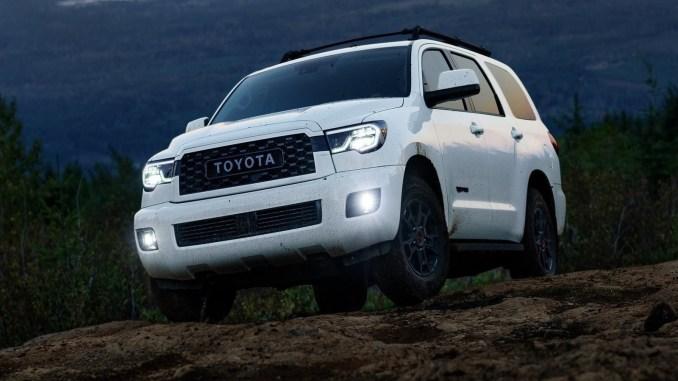 Toyota Sequoia TRD Pro 2020