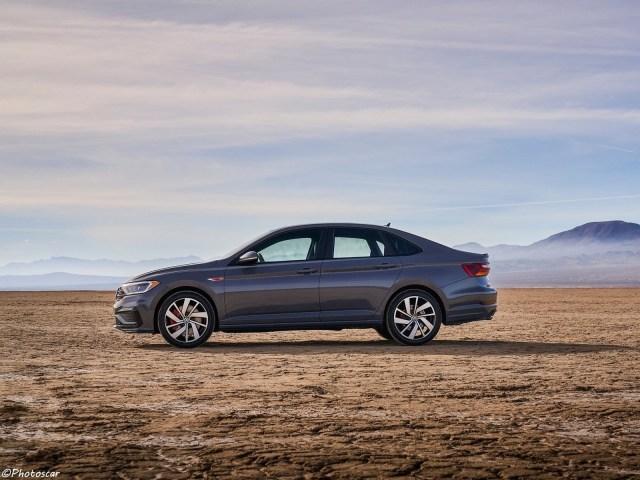 Volkswagen Jetta GLI 2019