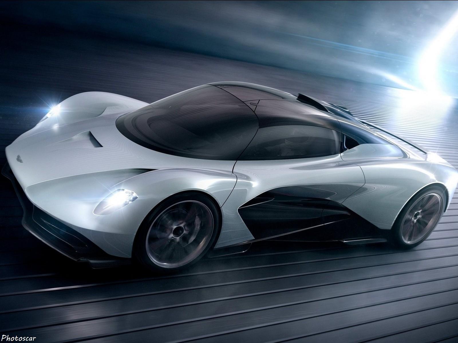 Aston Martin AM-RB 003 Concept 2019
