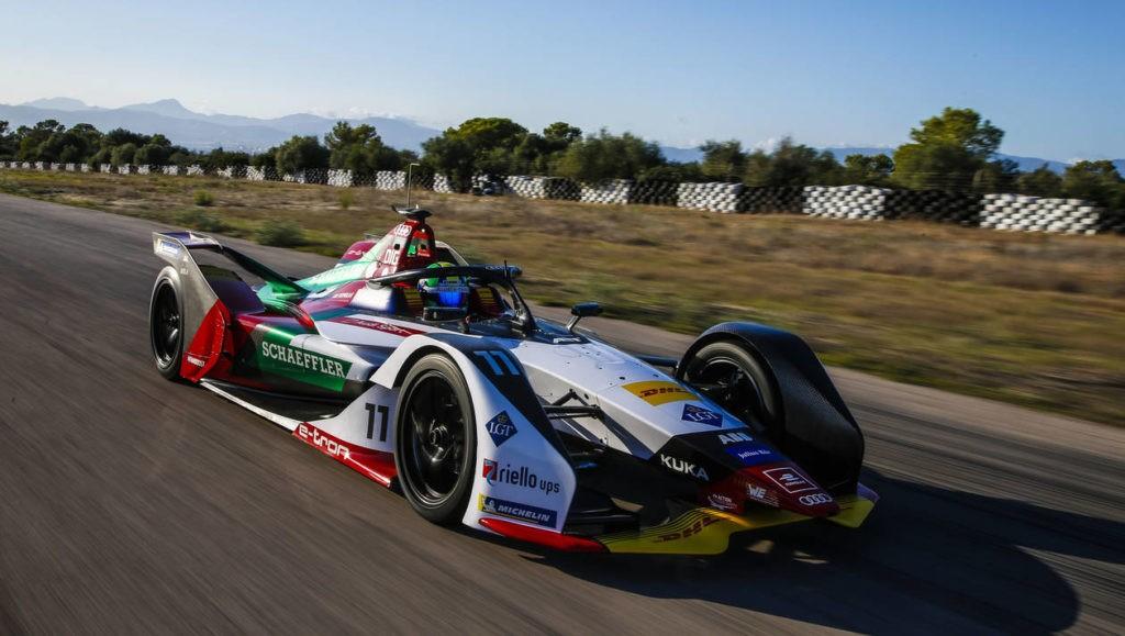 Formule E 2019 - Audi