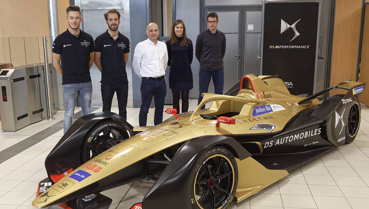 Formule E 2019 - DS Automobile