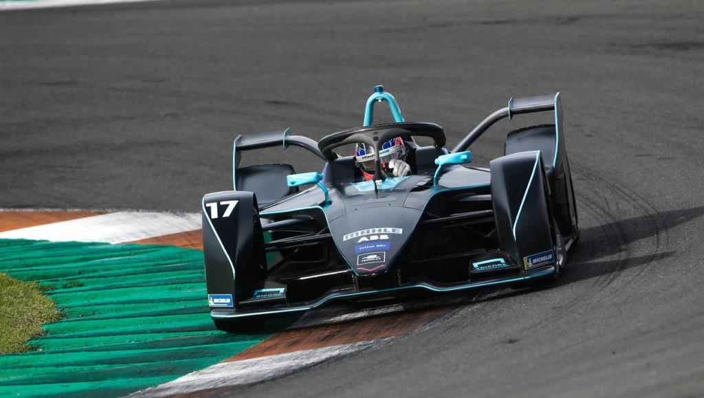 Formule E 2019 - Mercedes HWA
