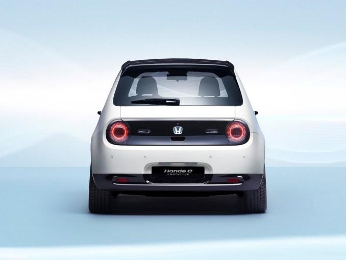 Honda e Prototype 2019