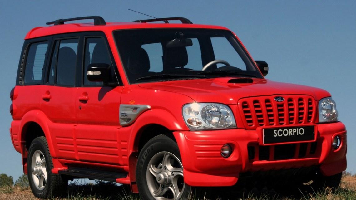Mahindra Scorpio – Un SUV fabriqué par Mahindra & Mahindra.