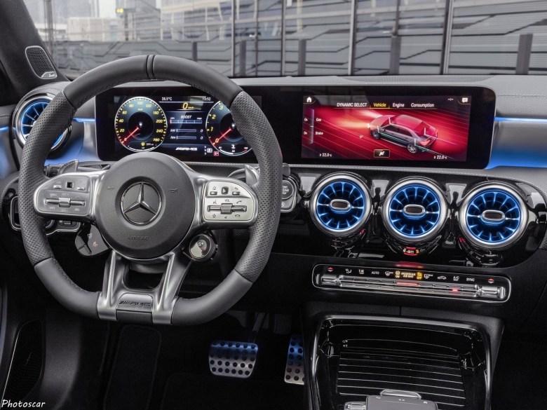 Mercedes A35 AMG 4Matic Sedan 2020