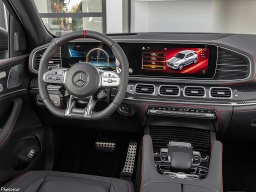 Mercedes Benz AMG GLE 53 4Matic 2020