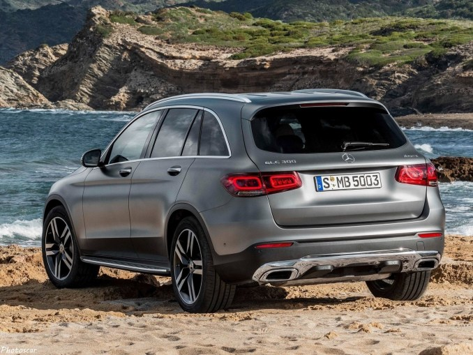 Mercedes Benz GLC 2020