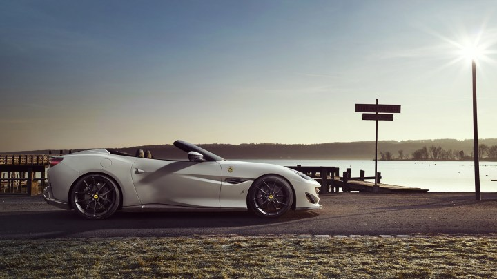 Novitec Ferrari Portofino 2019 – Nouvelle vitesse, plus de puissance!
