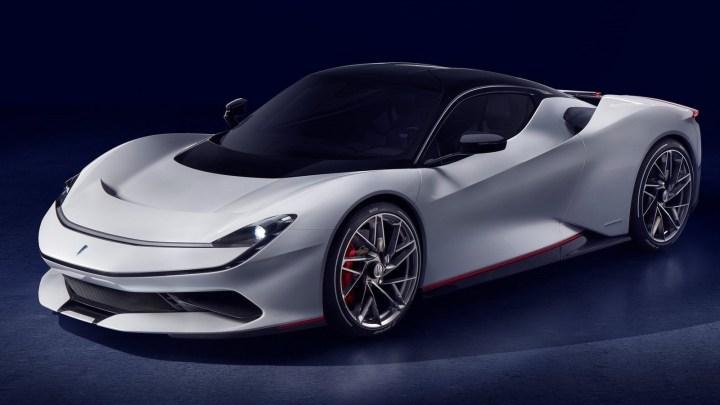 Pininfarina Battista 2020: L'hypercar électrique la plus rapide au monde.