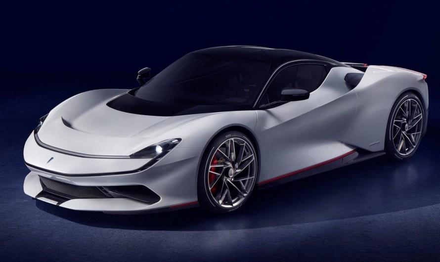 Pininfarina Battista 2020 – L'hypercar électrique la plus rapide au monde.