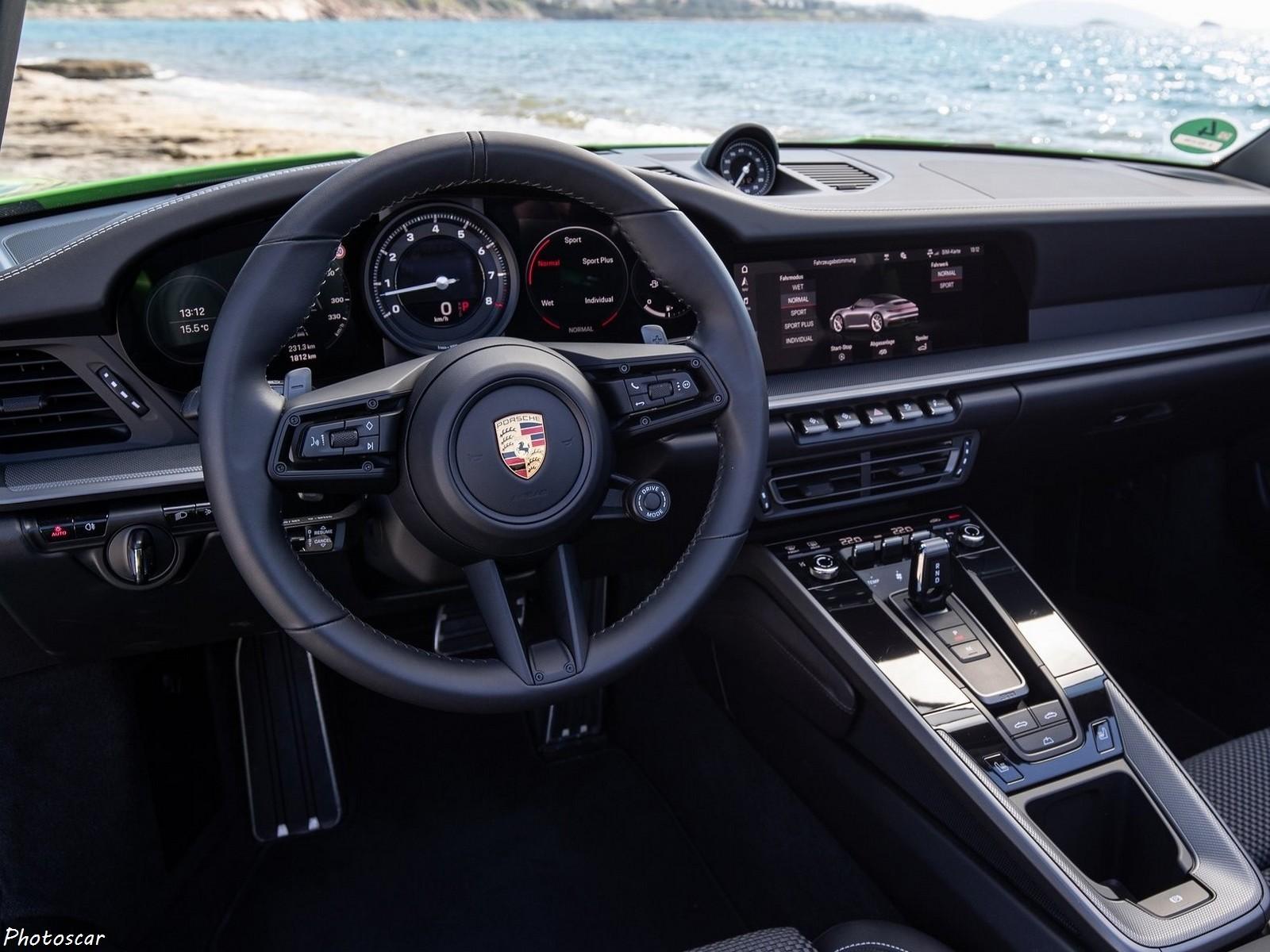 Porsche 911 Cabriolet Carrera S 2019