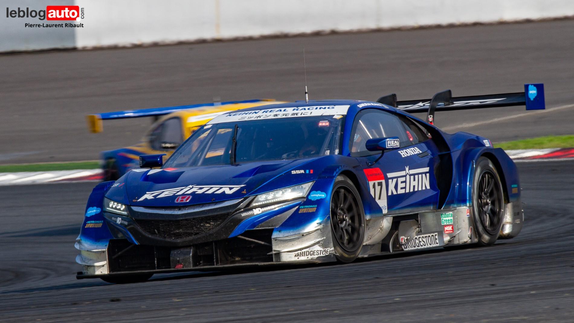Super GT 2019 GT500 Honda