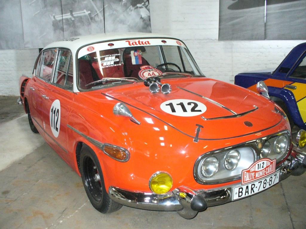 Tatra T2 603 Rallye