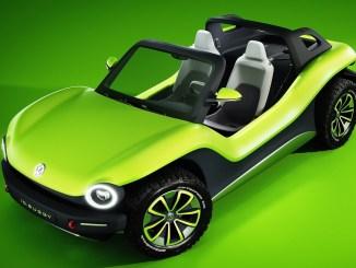 Volkswagen ID Buggy Concept 2019