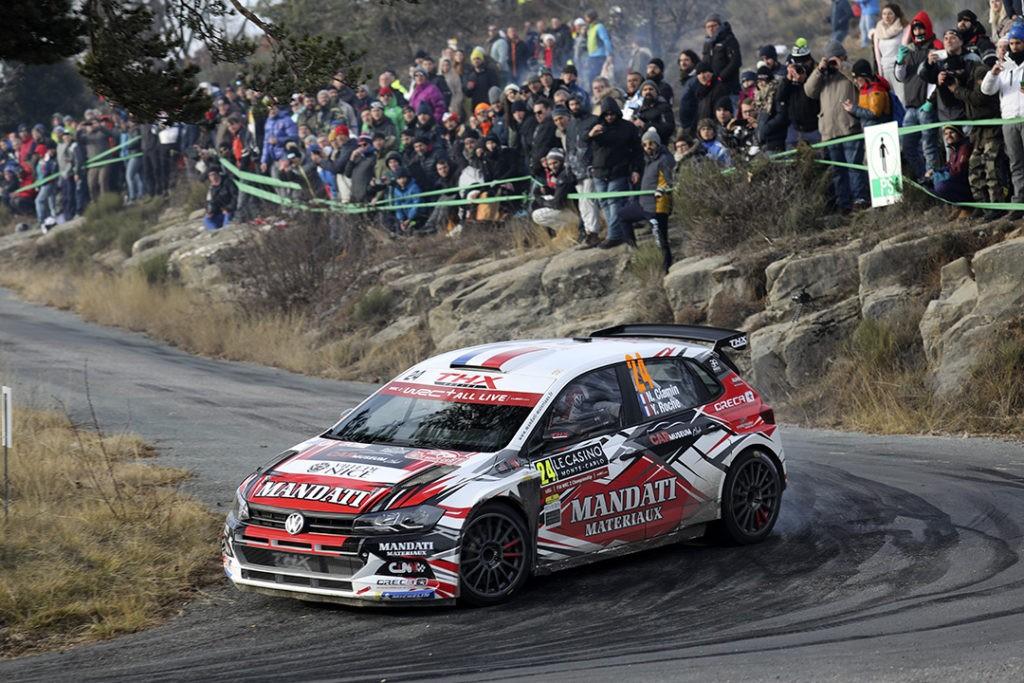 WRC 2019 - VW Polo