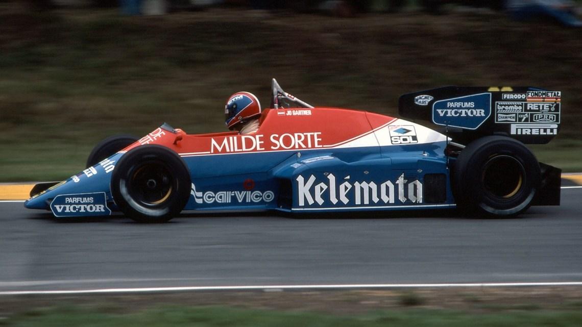 L'histoire d'Osella – Lancer dans le grand bain de la F1 en 1980.