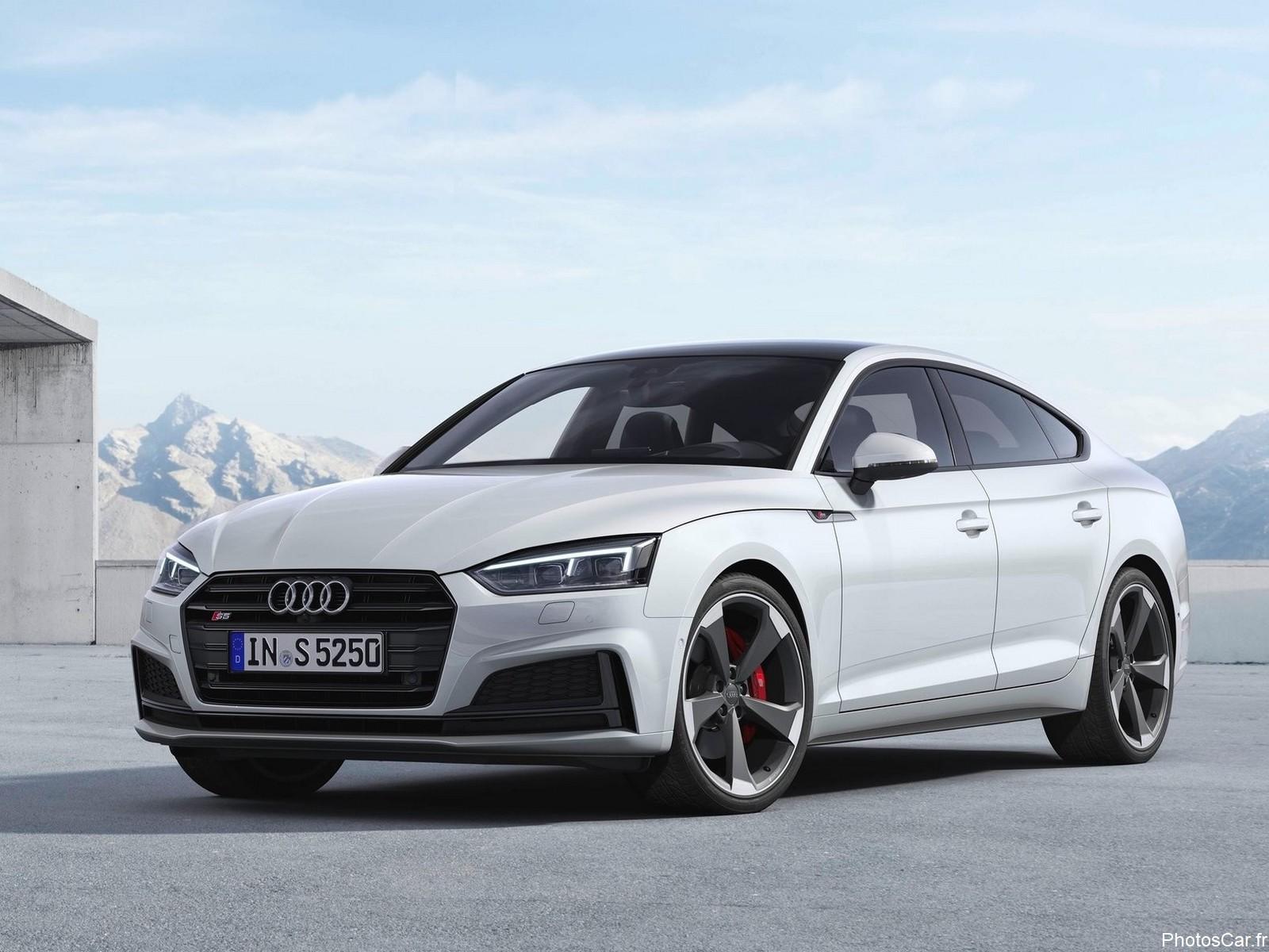 Audi S5 Sportback TDI 2019