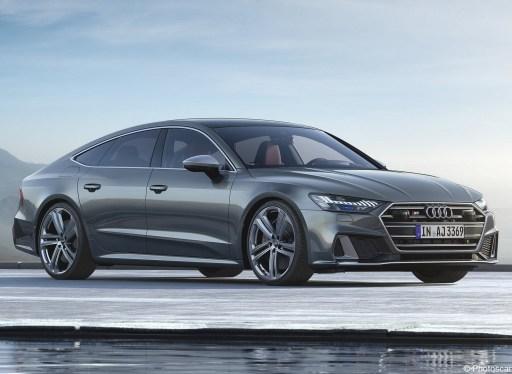 Audi S7 Sportback TDI 2020
