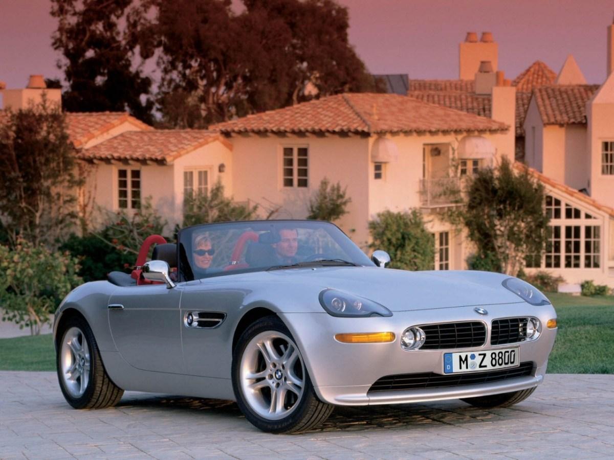 BMW Z8 - Chère et exclusive la Z8 est devenue une pièce de collection.