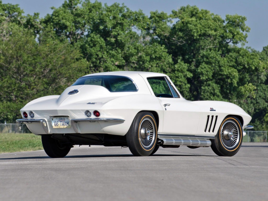 Corvette StingRay L72 1966