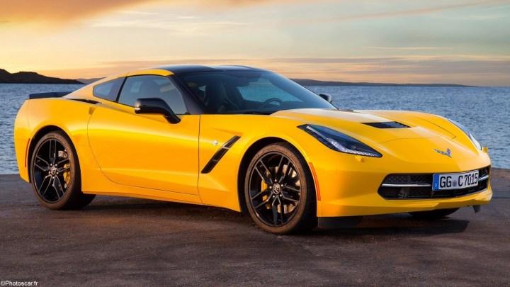 Corvette C7 Stingray Coupe 2013 – La plus puissante jamais développée.