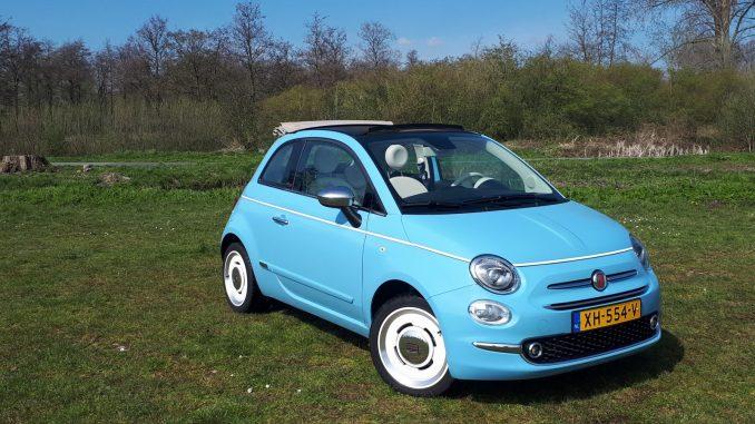 Fiat 500 Spiaggina 58 2019