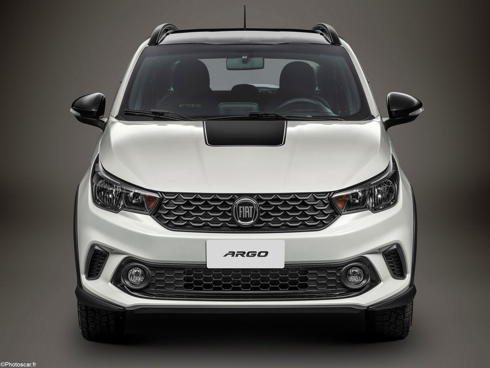 Fiat Argo Trekking 2019