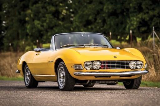 Fiat Dino 2000 Spider 1967