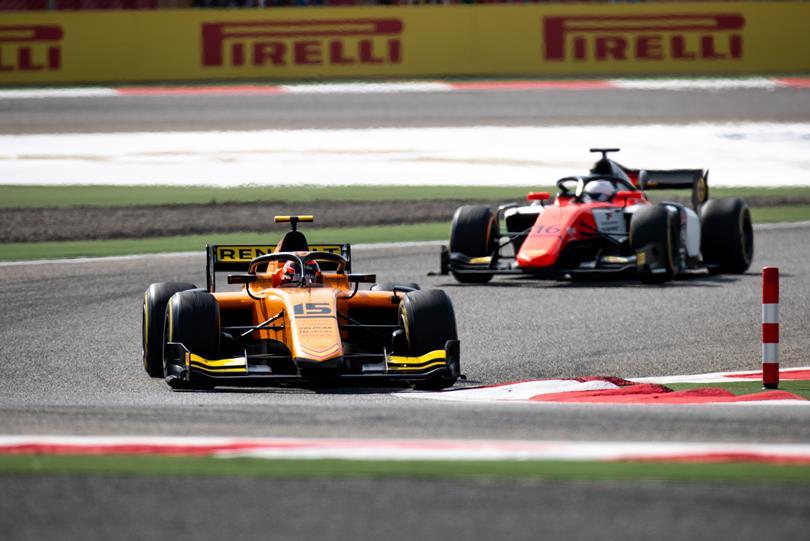 Formule 2 2019 Campos Racing