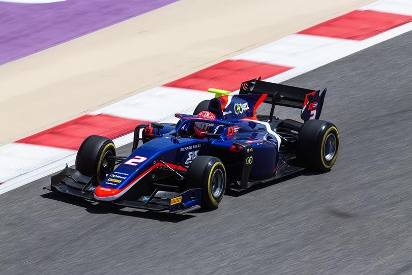 Formule 2 2019 Carlin - Nobuharu Matsushita