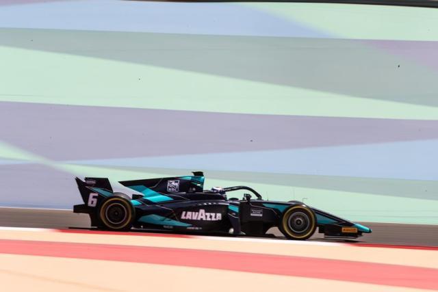 Formule 2 2019 Dams - Nicholas Latifi