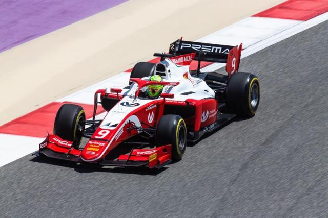 Formule 2 2019 Prema - Mick Schumacher