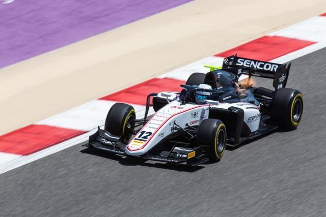 Formule 2 2019 Sauber Junior - Juan Manuel Correa