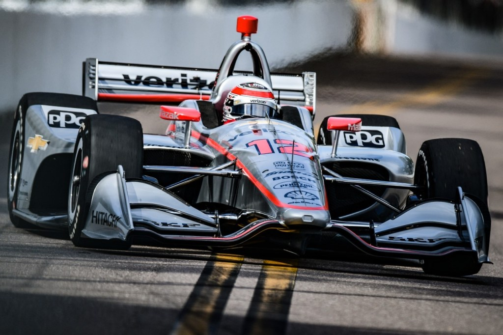 IndyCar Series 2019 - Power