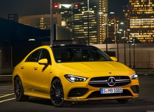 Mercedes CLA35 AMG 4Matic 2020