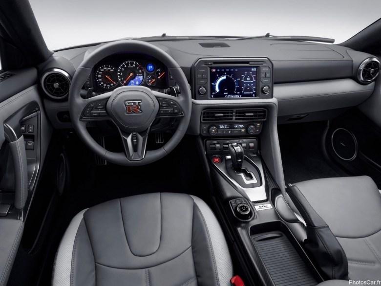 Nissan GT R 50th Anniversary Edition 2020