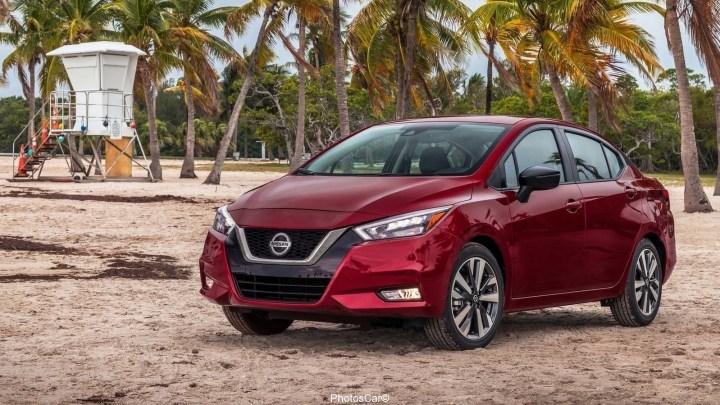 Nissan Versa 2020: Une allure à la hauteur de son rapport qualité-prix.