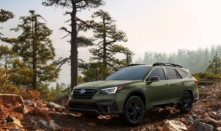 Subaru Outback 2020 – La meilleure Subaru Outback de tous les temps.