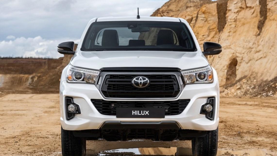 Toyota Hilux Special Edition 2019 – Importants changements esthétiques.