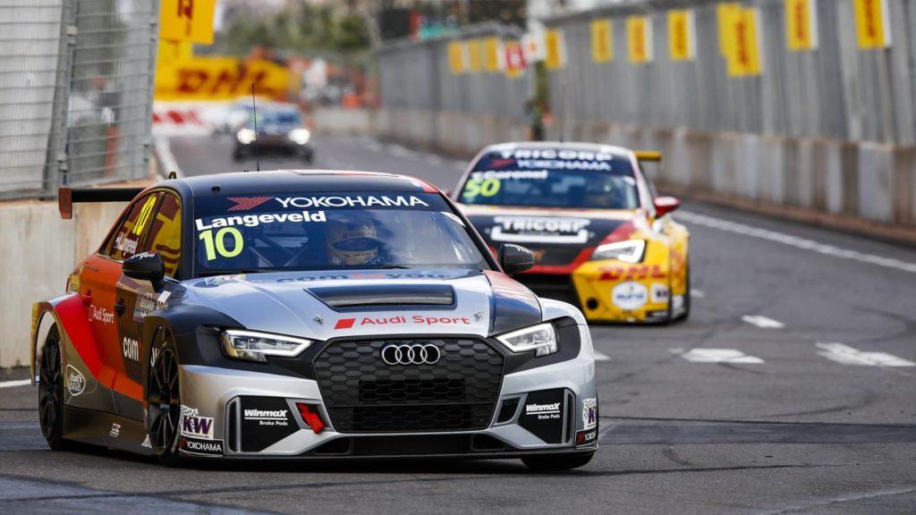 Wtcr 2019 Audi RS3 LMS TCR