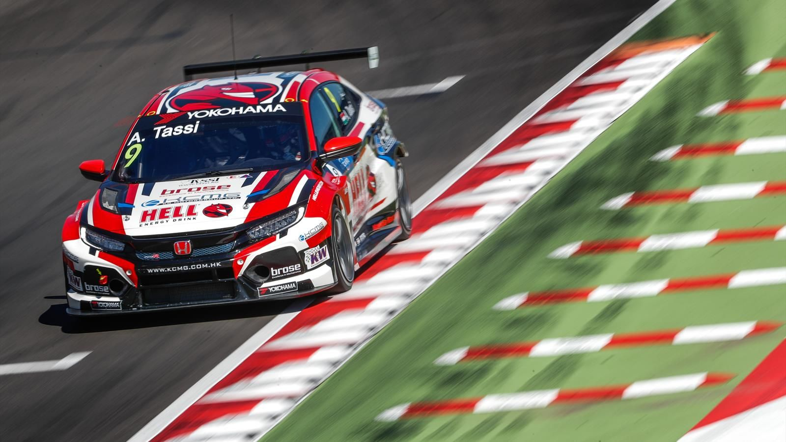Wtcr 2019 Honda Civic Type-R TCR