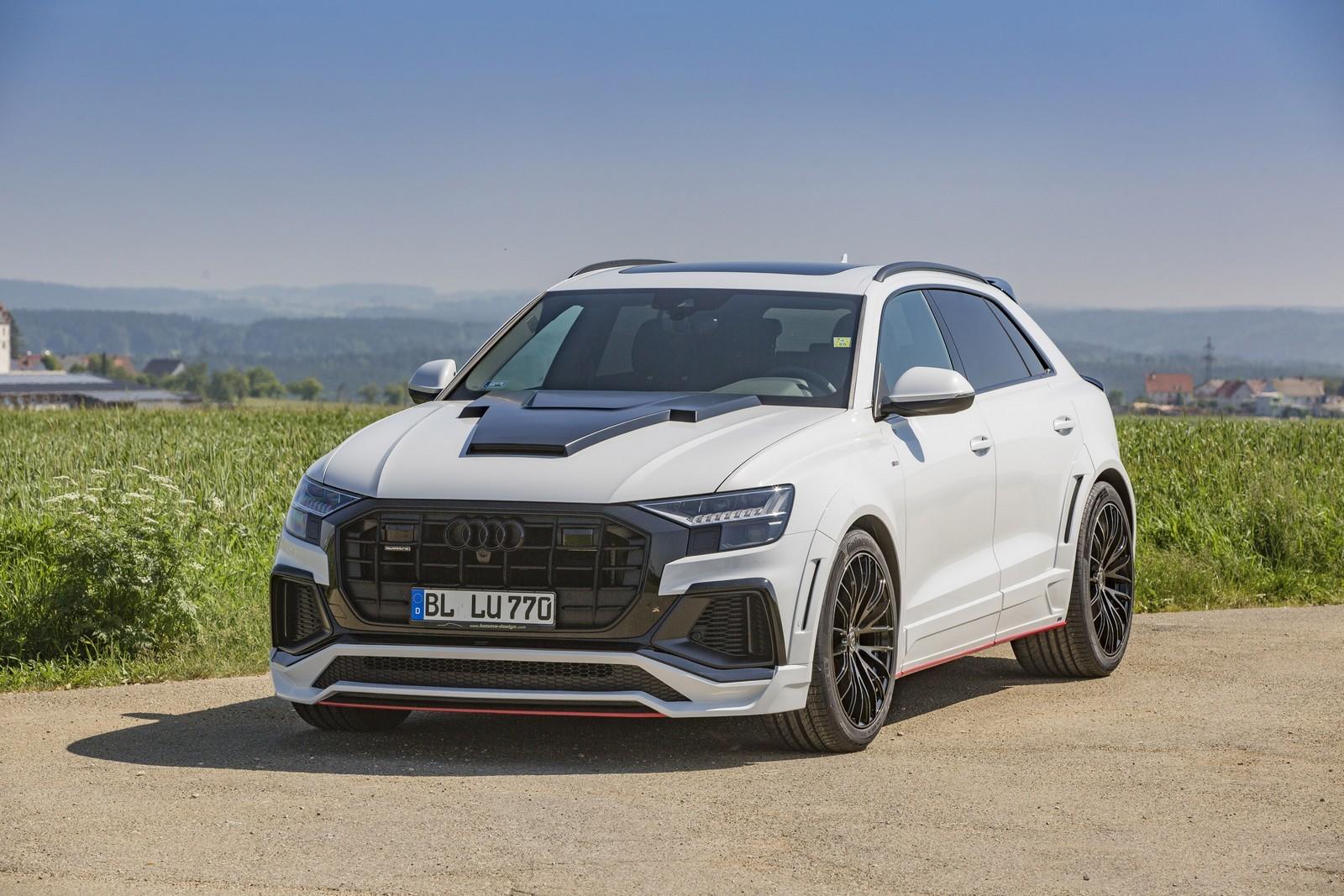 Lumma-design Audi Q8 2019