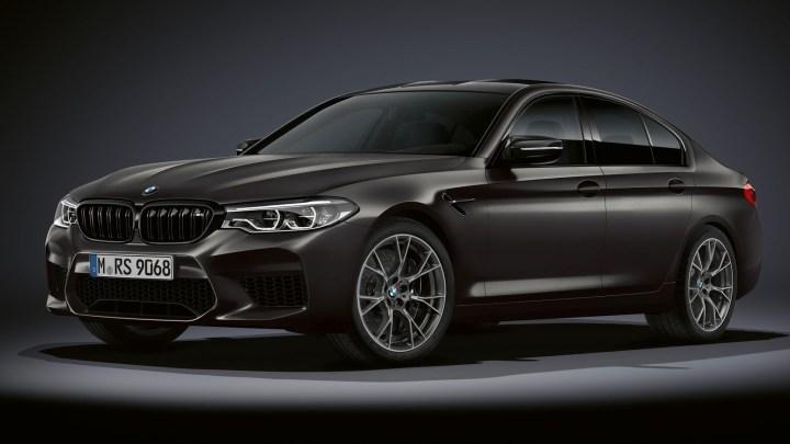 BMW M5 Edition 35 2019 – Elle célèbre le 35ème anniversaire de la M5.