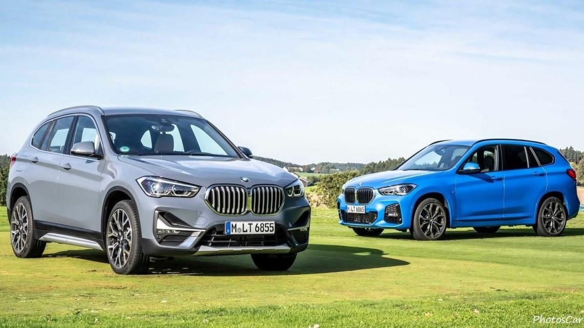BMW X1 2020 – Audacieuse, sportive et visuellement frappante.