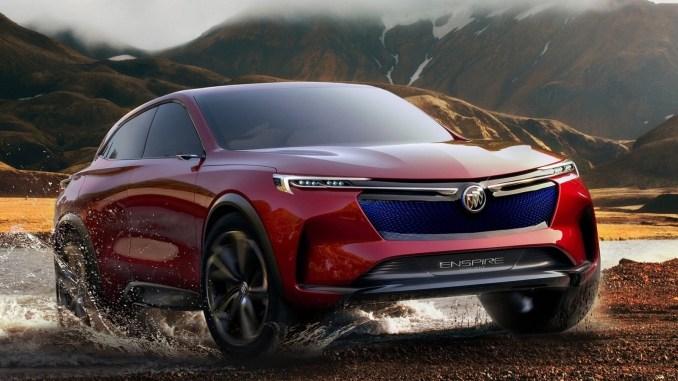 Buick Enspire Concept 2018
