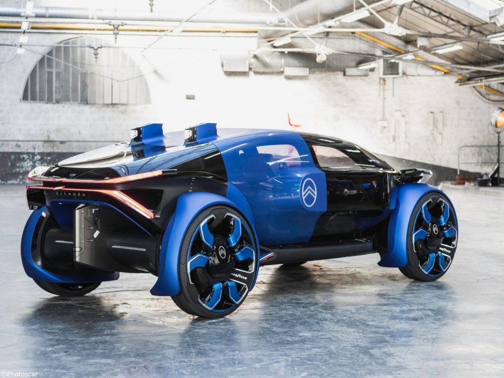 Citroen 19-19 Concept 2019