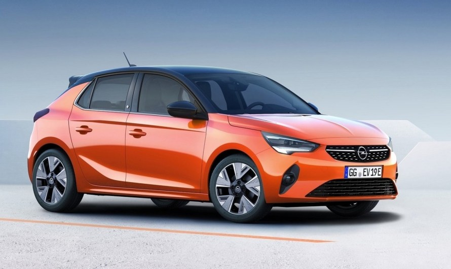 Opel Corsa-e 2020: Première du constructeur Opel entièrement électrique